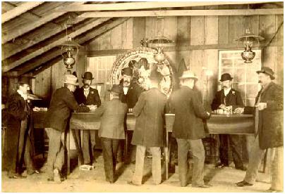 Đánh bài di động – Nguồn gốc của Poker